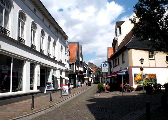 Eingang Hauptstraße