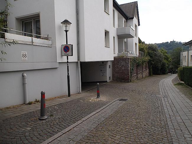 Tiefgarage my-smile Essen Kettwig, Ruhrstraße 88